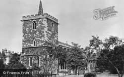 The Church c.1955, Horncastle