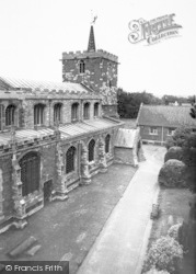 Horncastle, The Church c.1965