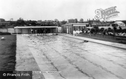 The Swimming Pool c.1965, Horncastle
