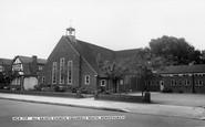 Hornchurch, All Saints Church, Squirrels Heath c.1965
