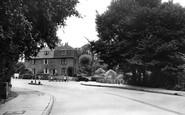 Hornchurch, Butts Green Road c.1950