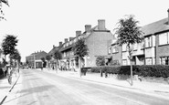 Hornchurch, Elm Park Avenue c.1950