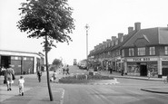 Hornchurch, Elm Park Avenue c.1955