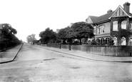 Hornchurch, Emerson Park, Berther Road 1909