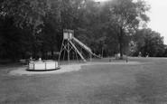 Hornchurch, Haynes Park c.1965