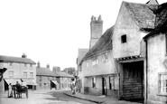 Hornchurch, High Street 1908