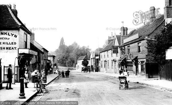 Photo of Hornchurch, High Street 1909