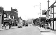 Hornchurch, High Street c1950