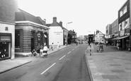 Hornchurch, High Street c.1960