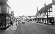 Hornchurch, High Street c1960