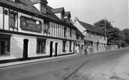 Hornchurch, High Street Towards Upminster c.1950