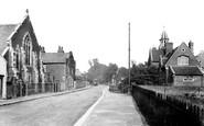 Hornchurch, North Street 1909