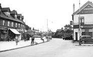 Hornchurch, North Street c.1950