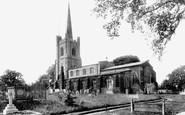 Hornchurch, St Andrew's Church 1908