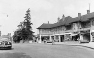 Hornchurch, Station Lane c.1955