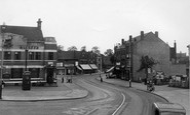 Hornchurch, Station Road c.1950