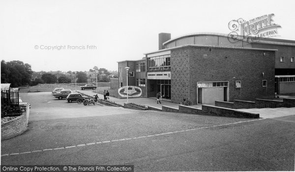 Photo Of Hornchurch Swimming Pool Francis Frith