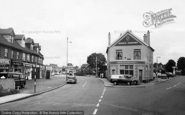 Photo of Hornchurch, The Chequers c.1965