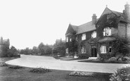 Hornchurch, The Cottage Homes 1908