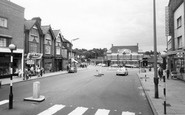 Hornchurch, the High Street c1965