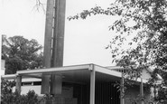 Hornchurch, The Mormon Church c.1965