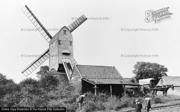 Photo of Hornchurch, the Windmill 1909, ref. 62085