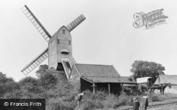 Hornchurch, the Windmill 1909