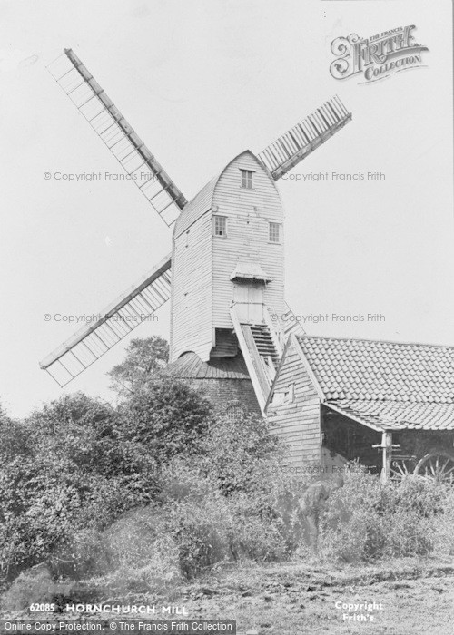 Hornchurch,the Windmill 1909,Greater London