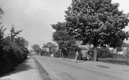 Hornchurch, Wingletye Lane c.1950