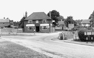 Horndean, Five Heads Road c1960
