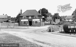 Five Heads Road c.1960, Horndean