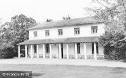 Merchistoun Hall c.1960, Horndean