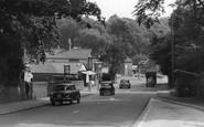 Horndean, Portsmouth Road c1960