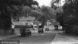 Portsmouth Road c.1960, Horndean