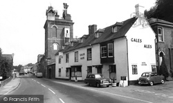 Ship And Bell  c.1960, Horndean