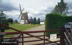 The Old Windmill c.1990, Horndean