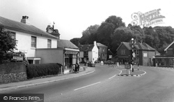 The Post Office c.1960, Horndean