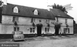 The Red Lion c.1960, Horndean