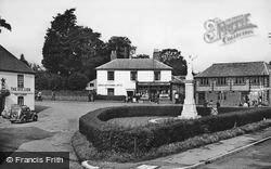 The Square c.1955, Horndean