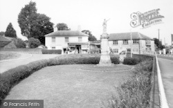 The Square c.1960, Horndean