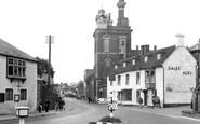 Horndean, the Village c1955