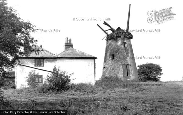 Horndean, the Windmill c1955
