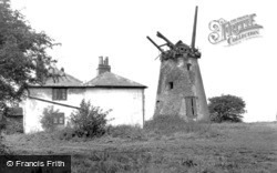 The Windmill c.1955, Horndean
