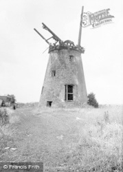 The Windmill c.1965, Horndean