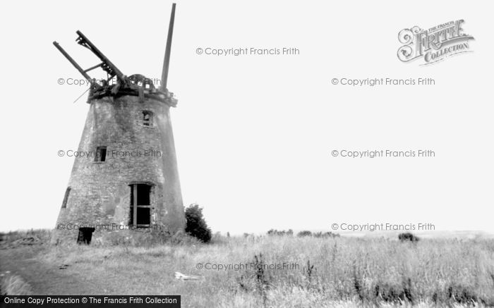 Photo of Horndean, The Windmill c.1965