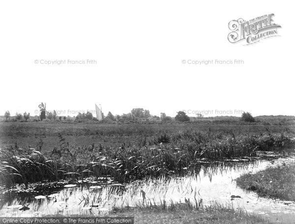 Horning, Horning Broad 1902