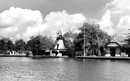 Horning, the River Bure c1965