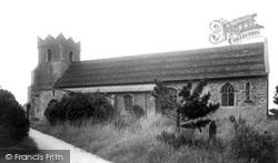 Horningsea, Church Of St Peter c.1955