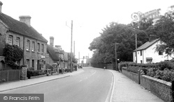Horningsea, The Village c.1955