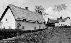 Old Cottages c.1955, Horningsham